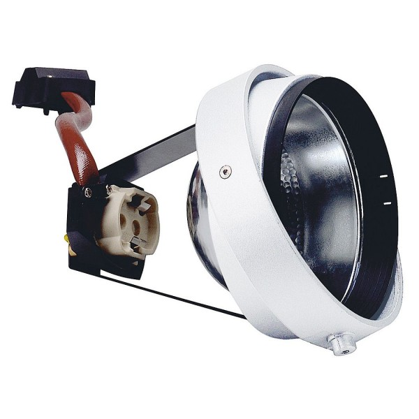 SLV 115041 G12 Modul, Aixlight® Pro, weiß/schwarz,, max.70W, 24°