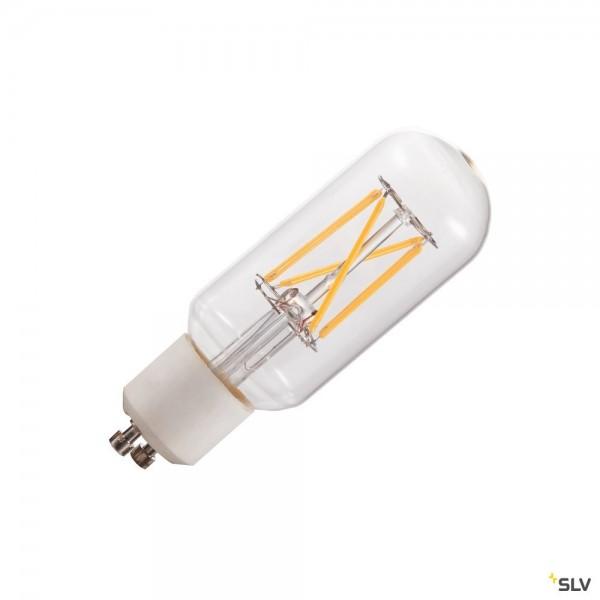 SLV 1003101 Leuchtmittel, dimmbar Triac C, T32, GU10, LED, 4W, 2600K, 260lm