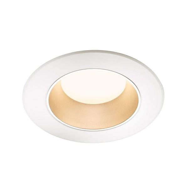 SLV 1000309 Doreno, Deckeneinbauleuchte, weiß, LED, 29W, 3000K, 2800lm