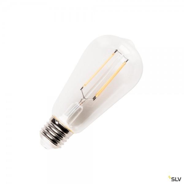 SLV 1001756 Leuchtmittel, dimmbar C+L, E27, LED, 7,1W, 2700K, 806lm