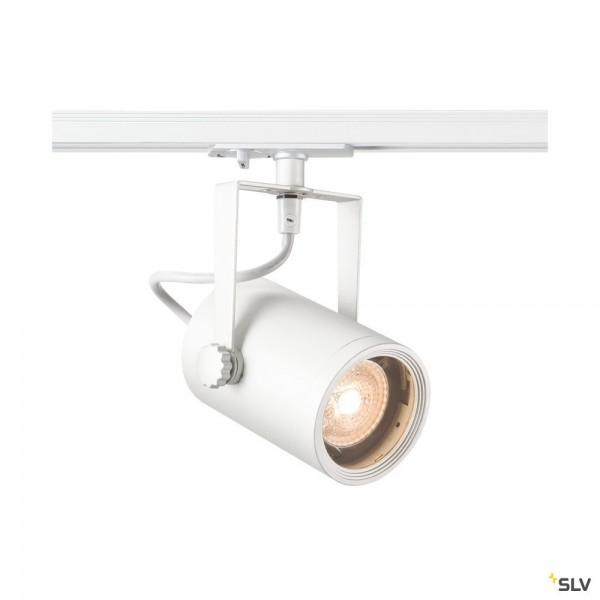 SLV 143811 Euro Spot, 1 Phasen, Strahler, weiß, QPAR51, GU10, max.25W