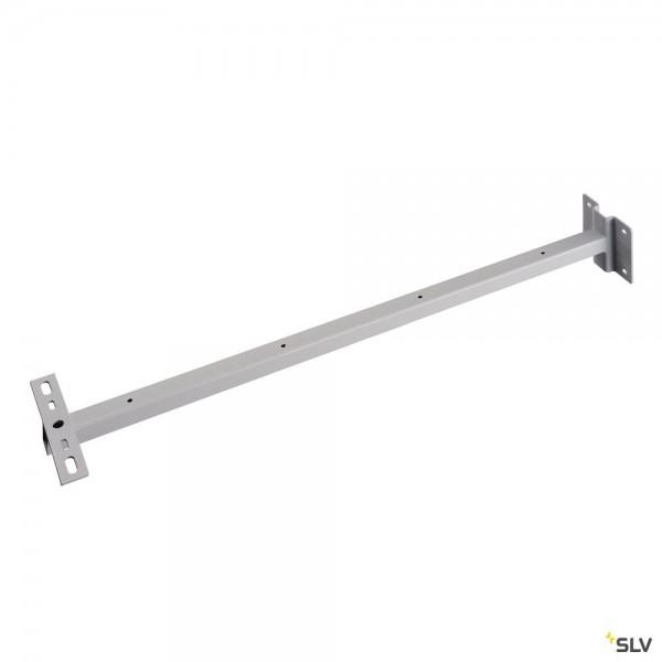 SLV 234354 Wandhalterung 82cm, Stahl, silbergrau