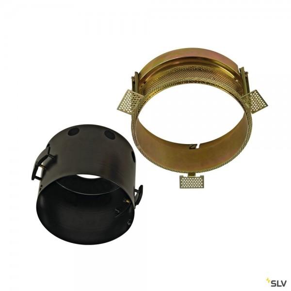 SLV 115624 Einbaurahmen 1 Frameless, schwarz, Aixlight Pro®