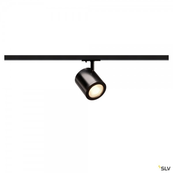 SLV 1000712 Enola_C, 1Phasen, Strahler, schwarz, LED, 11W, 3000K, 900lm, 55°