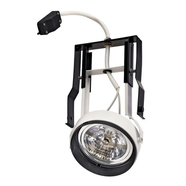 SLV 115071 QR111 Modul Move, Aixlight Pro®, weiß matt, G53, max.75W