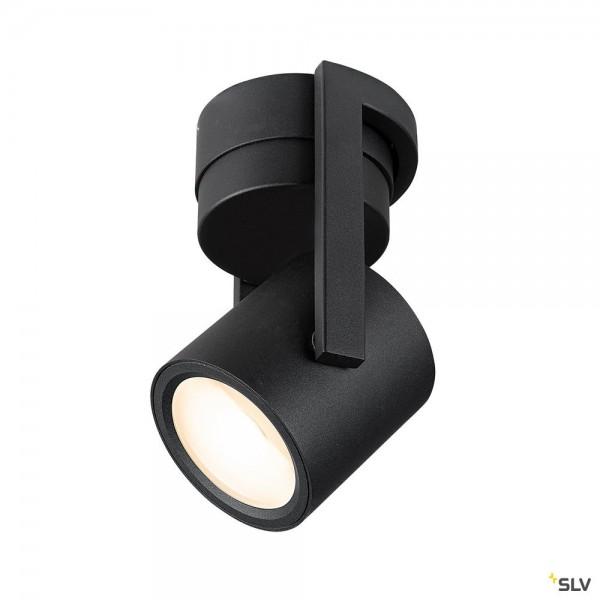SLV 1004664 Oculus, Strahler, schwarz, Dim to Warm C, LED, 10,5W, 2000-3000K, 780lm
