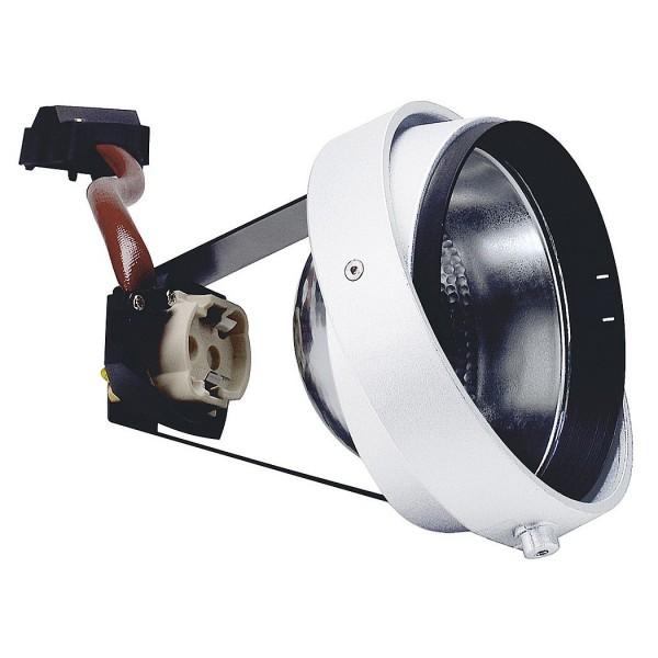 SLV 115051 G12 Modul, Aixlight® Pro, weiß/schwarz, max.70W, 58°