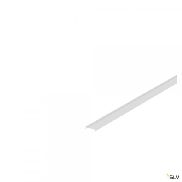 SLV 1000542 Grazia 20, Abdeckung, 200cm, PC, klar, flach