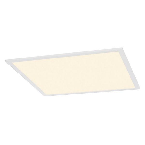 SLV 1000269 Panled Panel, Deckeneinbauleuchte, weiß matt, 59,5x59,5cm, LED, 35W, 3000K, 3250lm