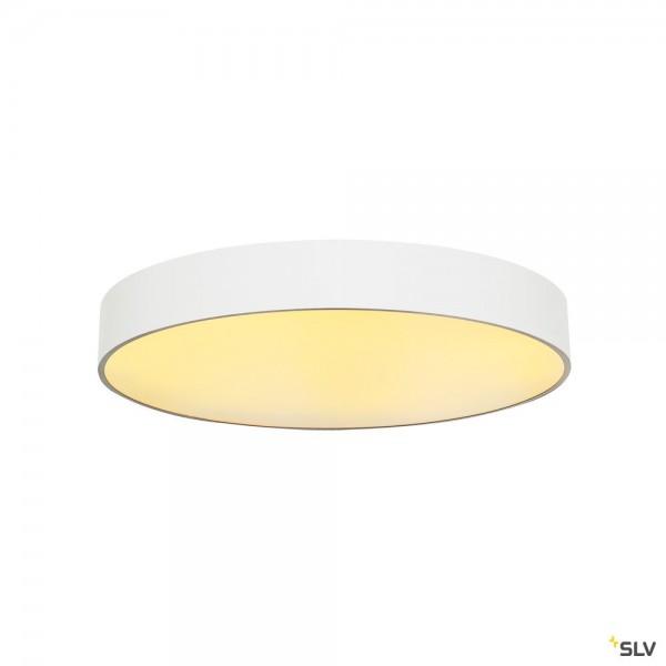 SLV 135121 Medo 60, Deckenleuchte, weiß, dimmbar 1-10V, LED, 40W, 3000K, 3500lm
