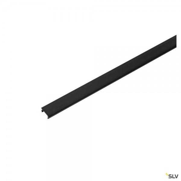 SLV 1004783 1Phasen, Aufbauschiene, Abdeckung, 200cm, schwarz