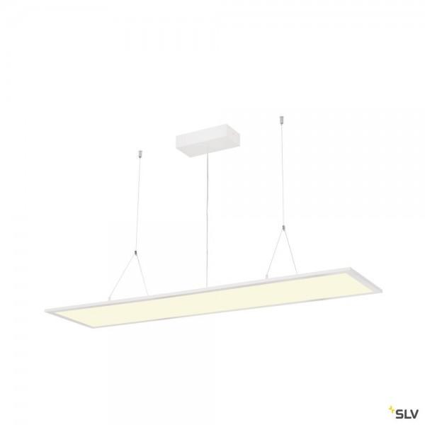 SLV 1003049 I-Pendant Pro, Pendelleuchte, weiß, dimmbar Dali, LED, 42W, 4000K, 3800lm