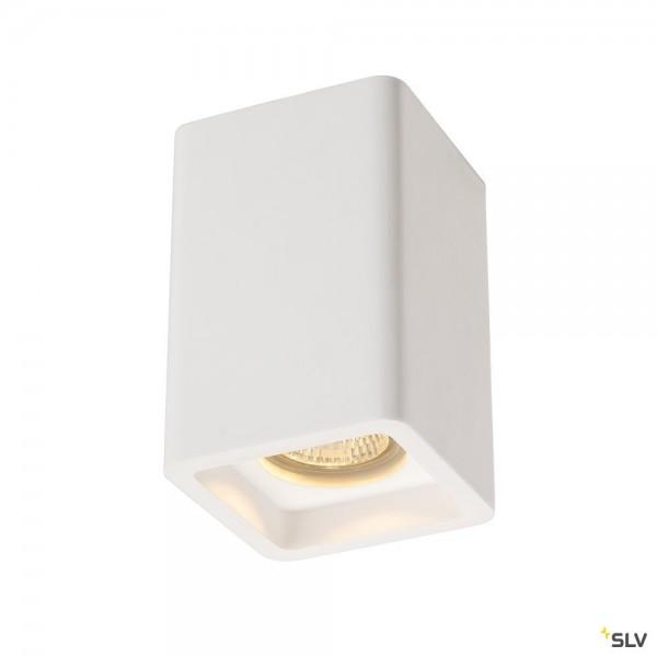 SLV 148004 Plastra, Deckenleuchte, weiß, QPAR51, GU10, max.35W