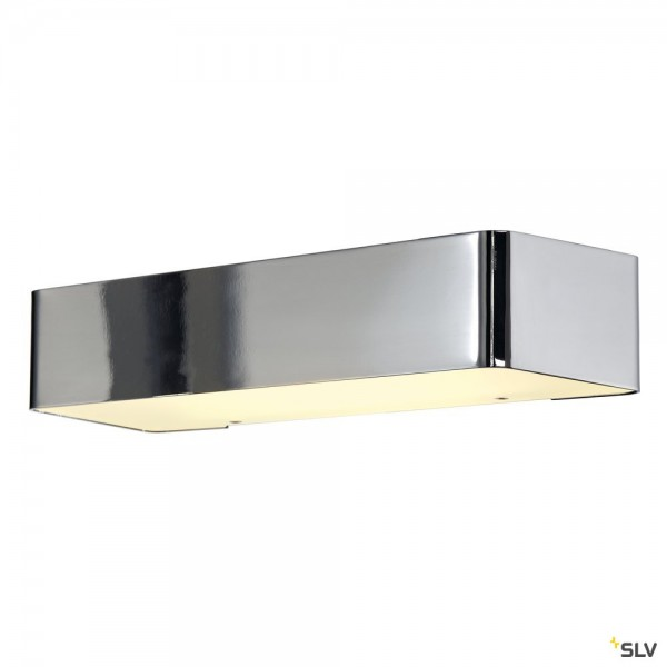SLV 149512 WL 149, Wandleuchte, chrom, up&down, dimmbar, LED, 16W, 3000K, 1060lm