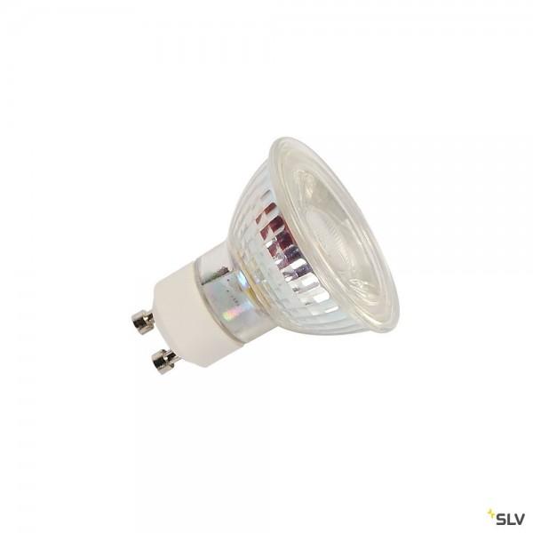 SLV 1001030 Leuchtmittel, dimmbar Switch, QPAR51, GU10, LED, 5,5W, 2700K, 400lm, 38°