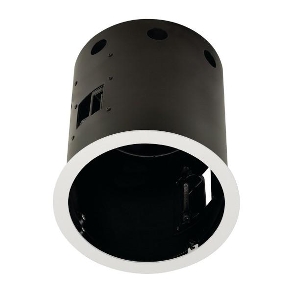 SLV 115641 Einbaurahmen 1 Frame, weiß matt, Aixlight Pro®