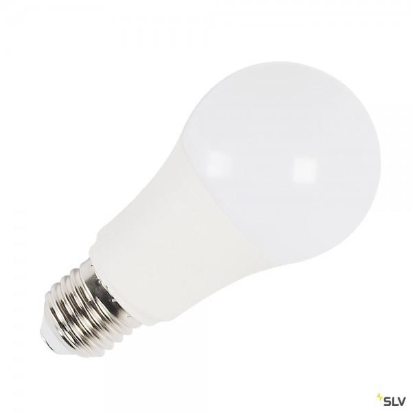 SLV 1001917 Valeto®, Leuchtmittel, weiß, dimmbar, E27, LED, 9,5W, 2700K-6500K, 806lm, RGBW