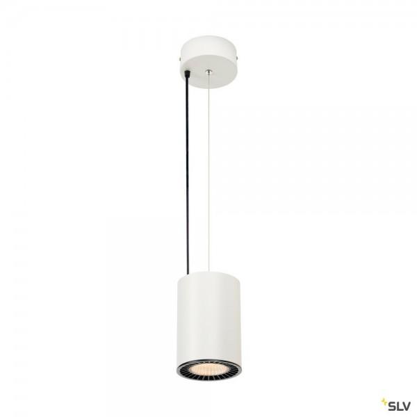 SLV 1003276 Supros, Pendelleuchte, weiß, LED, 31W, 3000K, 2600lm