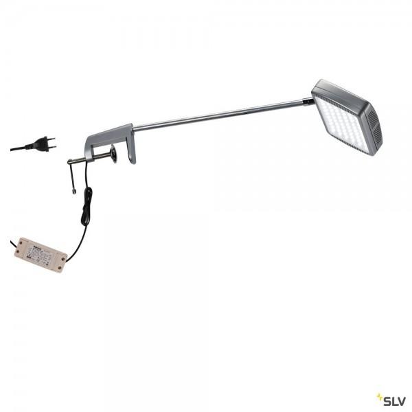 SLV 1003492 Display, Displayleuchte, silber, LED, 13W, 4000K, 1350lm