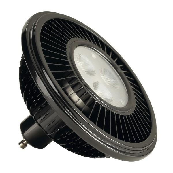 SLV 570662 Leuchtmittel, QPAR111, GU10, LED, 15W, 2700K, 680lm, 30°