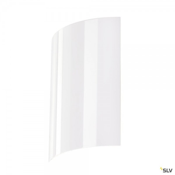 SLV 151611 LED Sail 2, Wandleuchte, weiß glänzend, up&down, LED, 6W, 3000K, 120lm