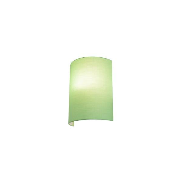 SLV 1001278 Fenda, Textilschirm, 23cm, grün