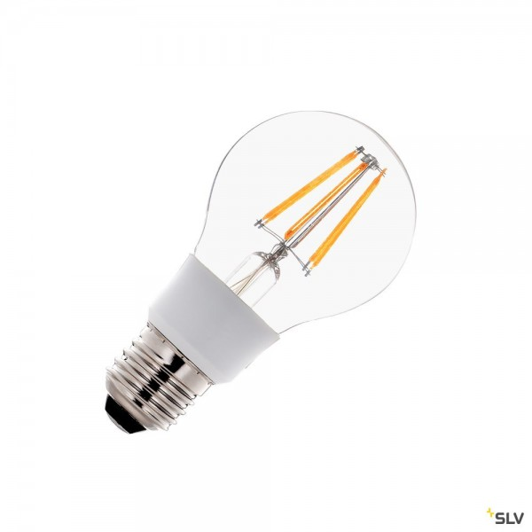 SLV 1002126 Leuchtmittel, Dim to Warm C+L, E27, LED, 7W, 2200K- 2700K, 830lm