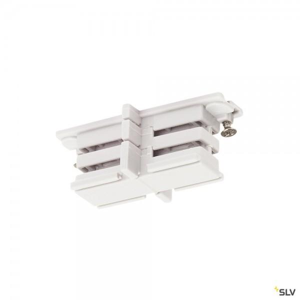 SLV 1001382 3Phasen, S-Track, Aufbauschiene, Isolierverbinder