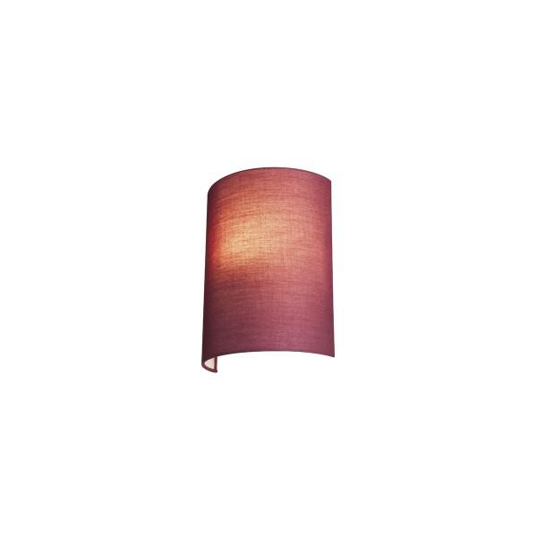 SLV 1001279 Fenda, Textilschirm, 23cm, rot