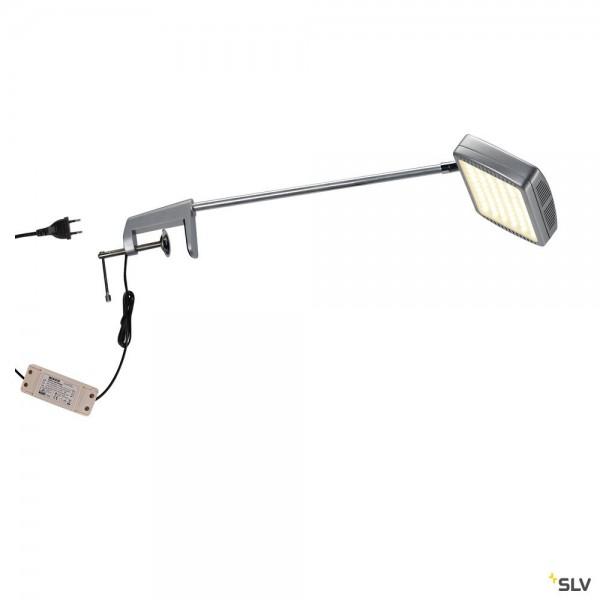 SLV 1003493 Display, Displayleuchte, silber, LED, 13W, 3000K, 1150lm