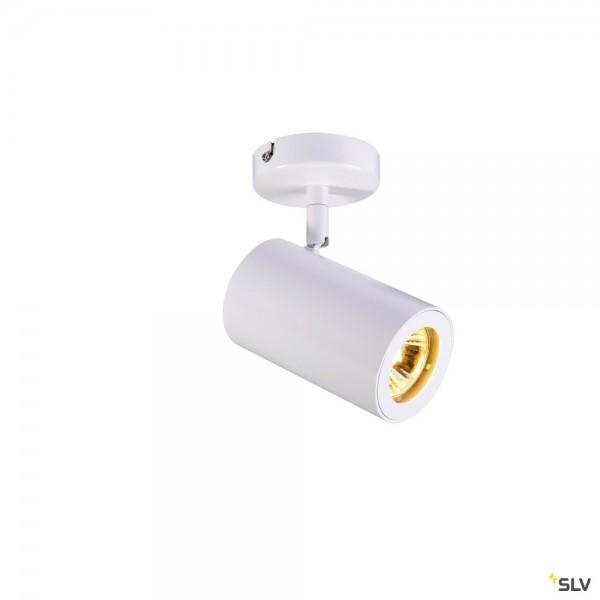 SLV 152011 Enola_B, Strahler, weiß, QPAR51, GU10, max.50W