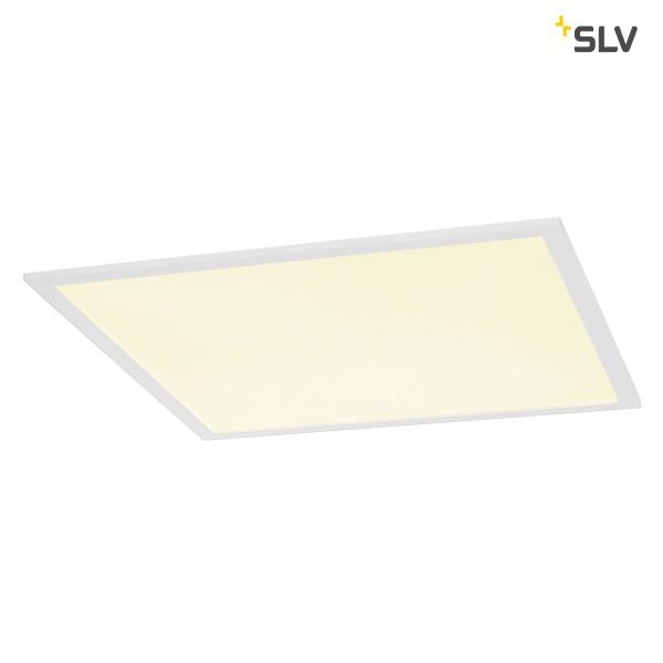 SLV 1001444 I-Vidual, Deckeneinbauleuchte, weiß, 59,5x59,5cm, LED, 34W, 4000K, 3700lm
