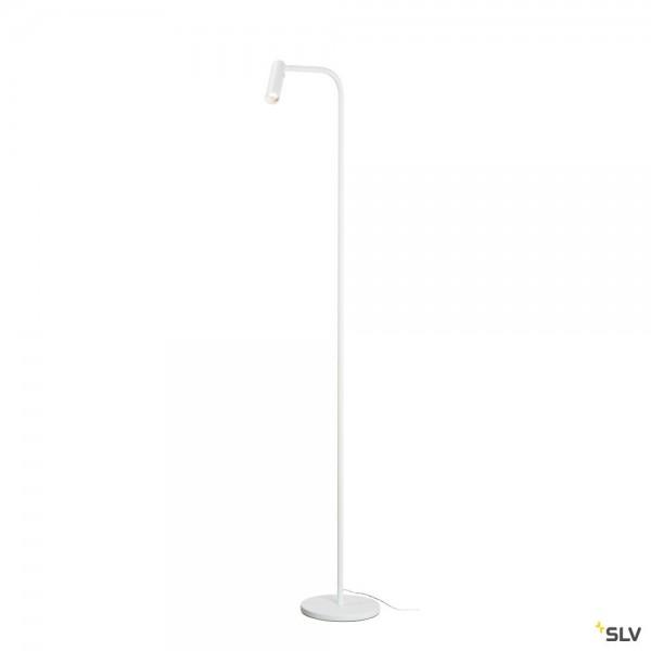 SLV 1001462 Karpo, Stehleuchte, weiß, LED, 6,5W, 3000K, 400lm