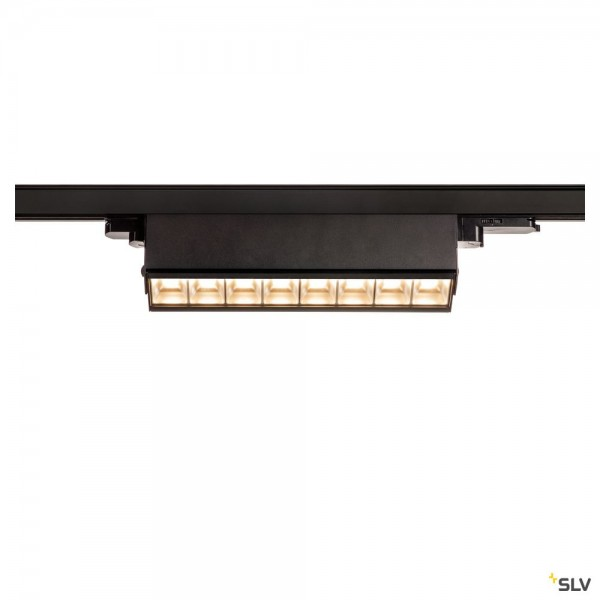 SLV 1004690 Sight Move, 3Phasen, Strahler, schwarz, dimmbar Dali, LED, 26W, 3000K, 2700lm