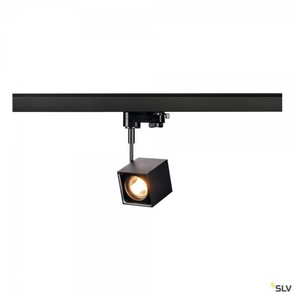 SLV 152320 Altra Dice, 3Phasen, Strahler, schwarz, QPAR51, GU10, max.50W