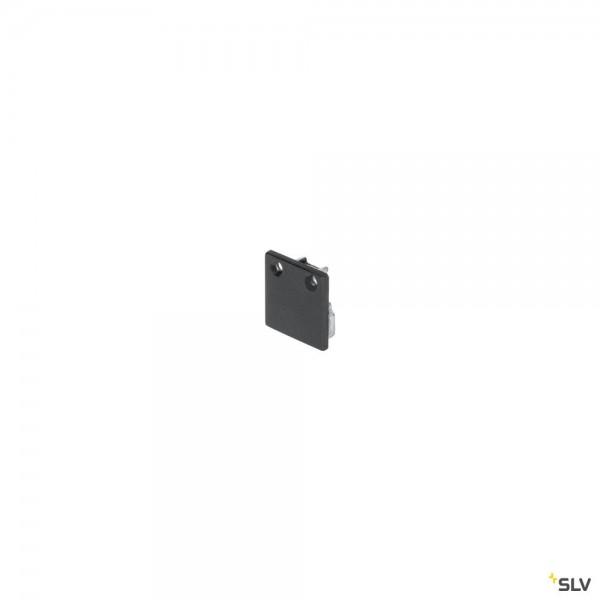 SLV 213450 Glenos 2020, Endkappen, schwarz, 2 Stück