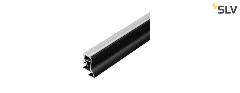 SLV-LED-Fussleisten-Profil