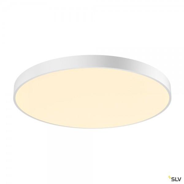 SLV 1001879 Medo 90 CL Ambient, weiß, dimmbar Triac C, LED, 19,5W, 3000K/4000K, 10225lm