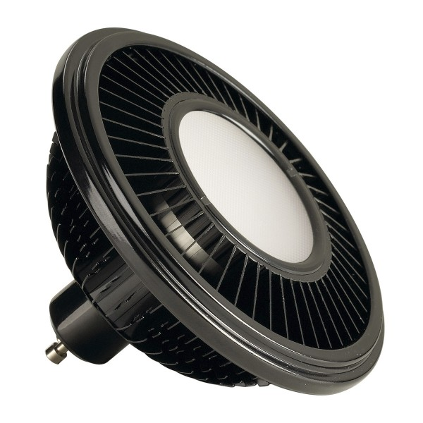 SLV 570702 Leuchtmittel, QPAR111, GU10, LED, 15W, 2700K, 590lm, 140°