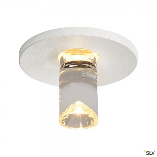 SLV 1001156 Lightpoint, Deckeneinbauleuchte, weiß, LED, 1W, 3000K, 100lm