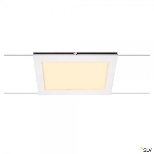 SLV 1002865 Plytta, Seilsystem, Strahler, weiß, LED, 9W, 2700K, 580lm