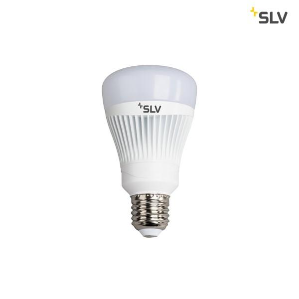 SLV 1002517 Play, Leuchtmittel, weiß, dimmbar, E27, LED, 11,5W, 2700K-6500K, 806lm