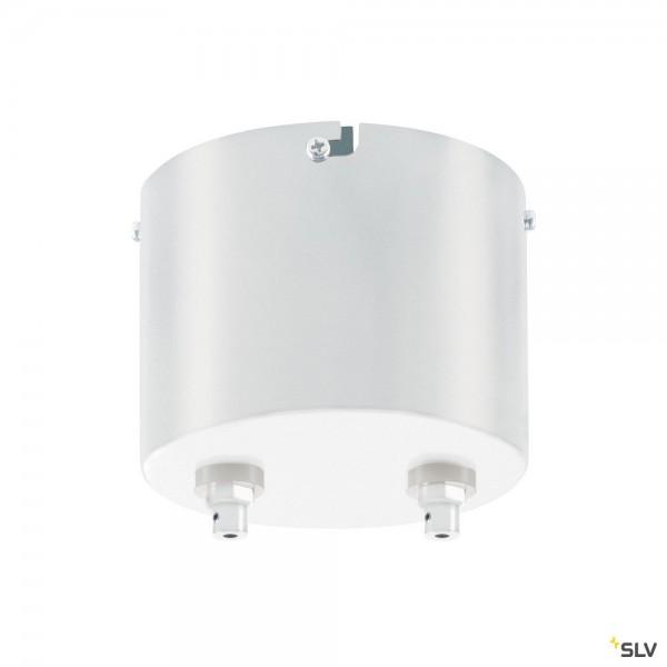 SLV 1002692 Transformator, weiß, dimmbar Triac L, 12V, 50W
