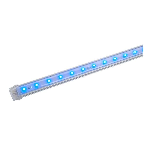 SLV 631407 Delf C 500, Lichtbalken, aluminium, 51cm, LED, 1,9W, blau