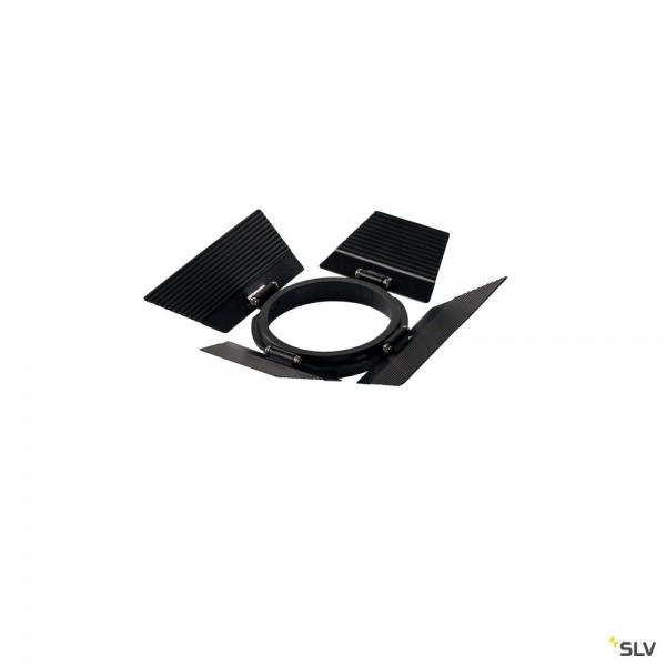SLV 1000677 Supros 78, Blendkappen, schwarz