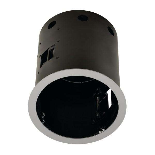 SLV 115644 Einbaurahmen 1 Frame, silbergrau, Aixlight Pro®