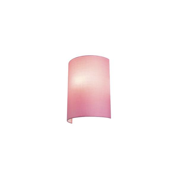 SLV 1001280 Fenda, Textilschirm, 23cm, pink