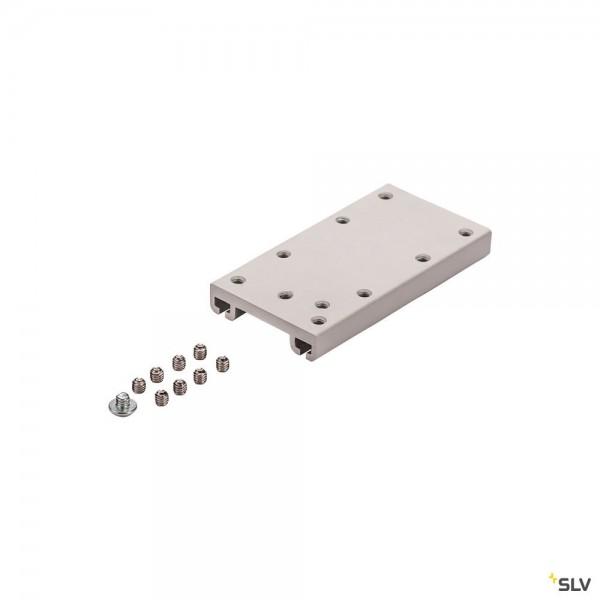 SLV 1004903 Grazia 60, Längsverbinder, Aluminium, 2 Stück
