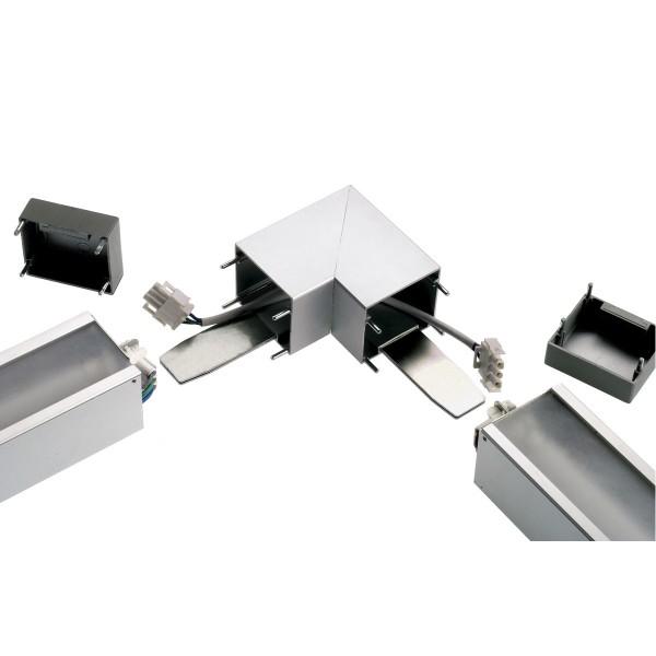 SLV 155062 Q-Line, Eckverbinder, chrom