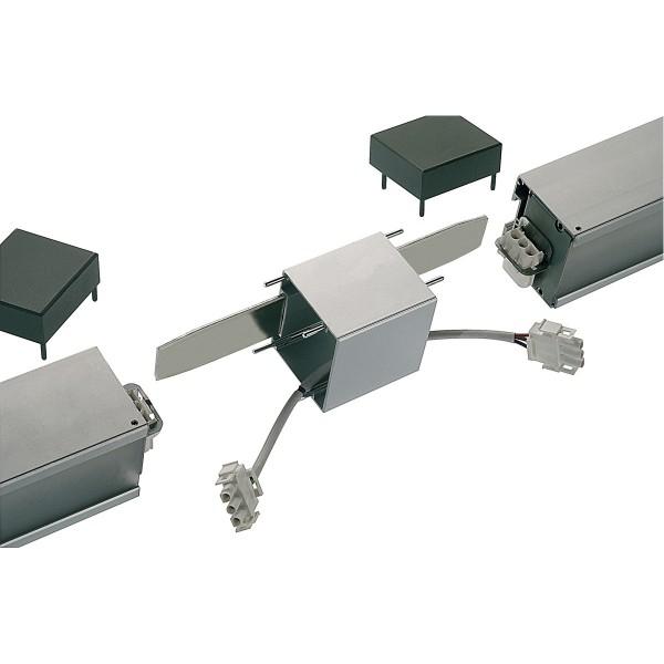 SLV 155052 Q-Line, Längsverbinder, aluminium